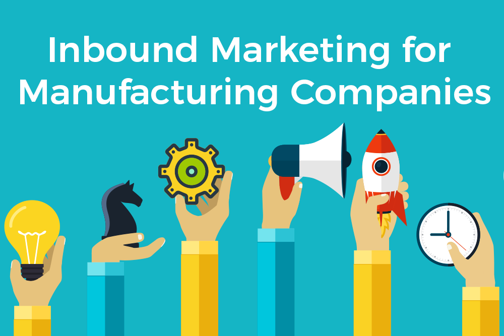 7 reasons to grow your manufacturing business with digital marketing