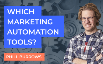 What are the best marketing automation tools to help save time?